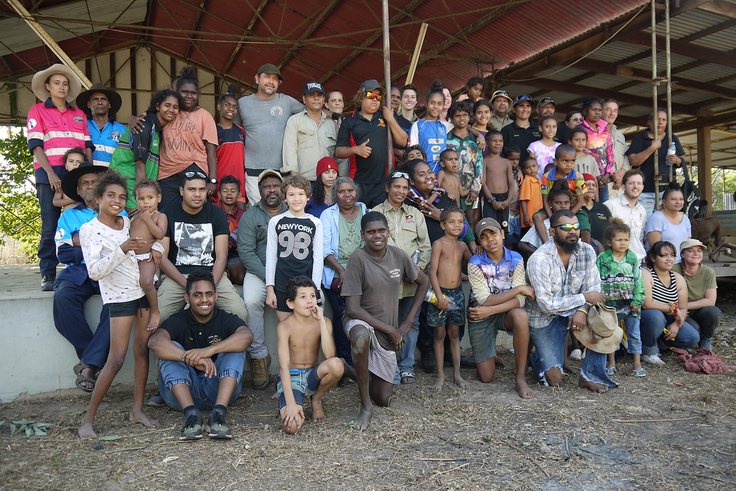 2019 Cape York Fire Workshop at Mary Valley