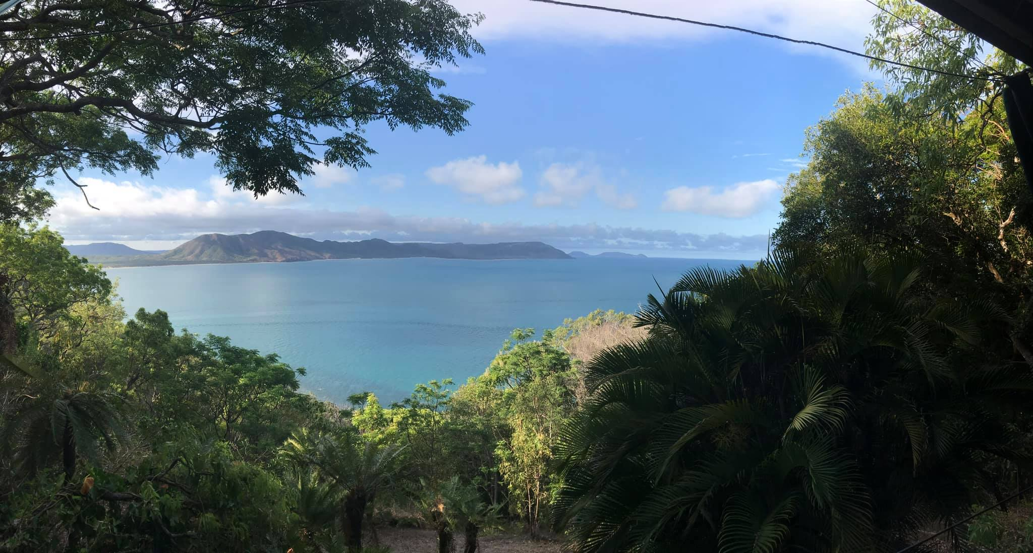 View of the Coral Sea from Cooktown | Image Robyn May