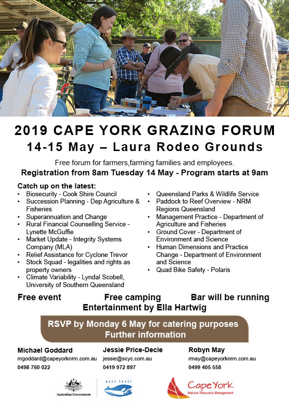 2019 Cape York Grazing Forum